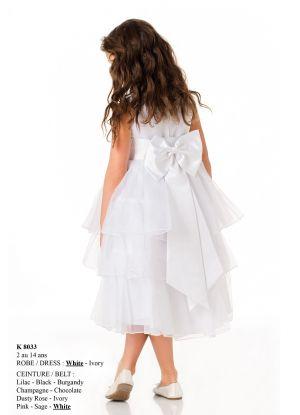 Abito da damigella Fashion New York art. K 8033