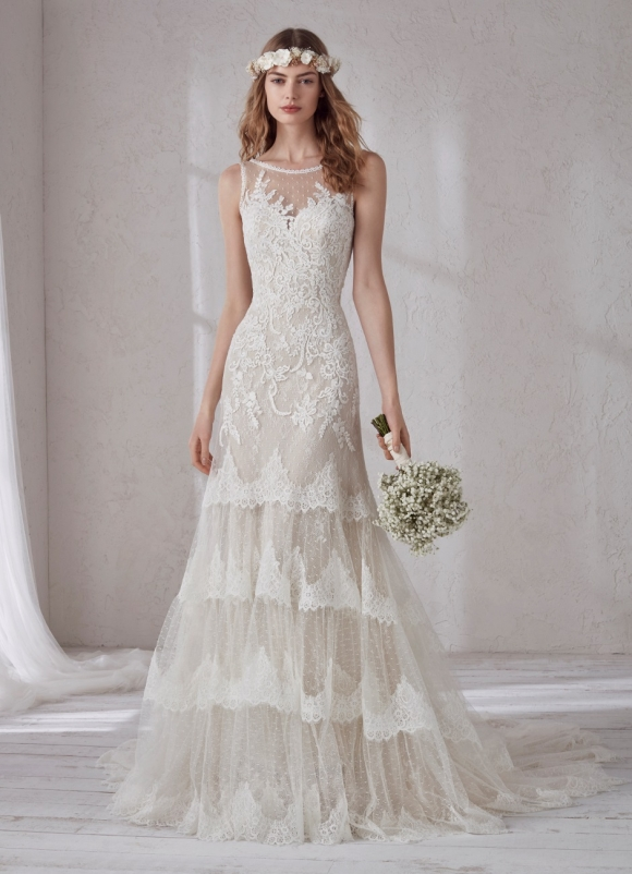 Abito da sposa Pronovias Meadow
